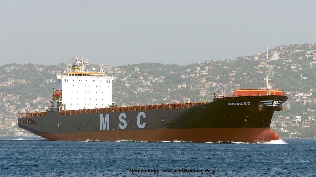 MSC INGRID