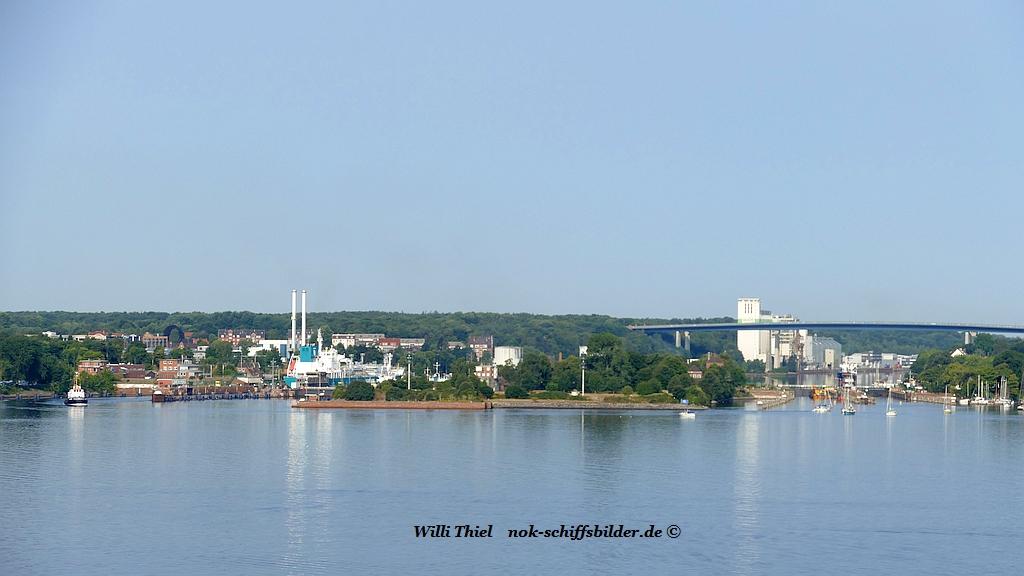 Schleusenanlagen Kiel