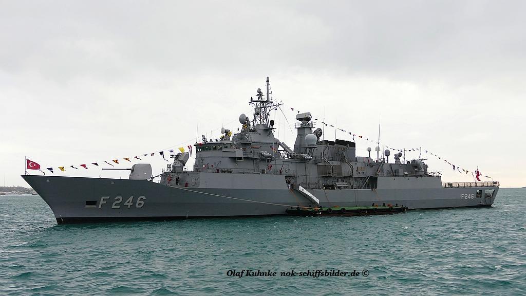 SALIHREIS F 246