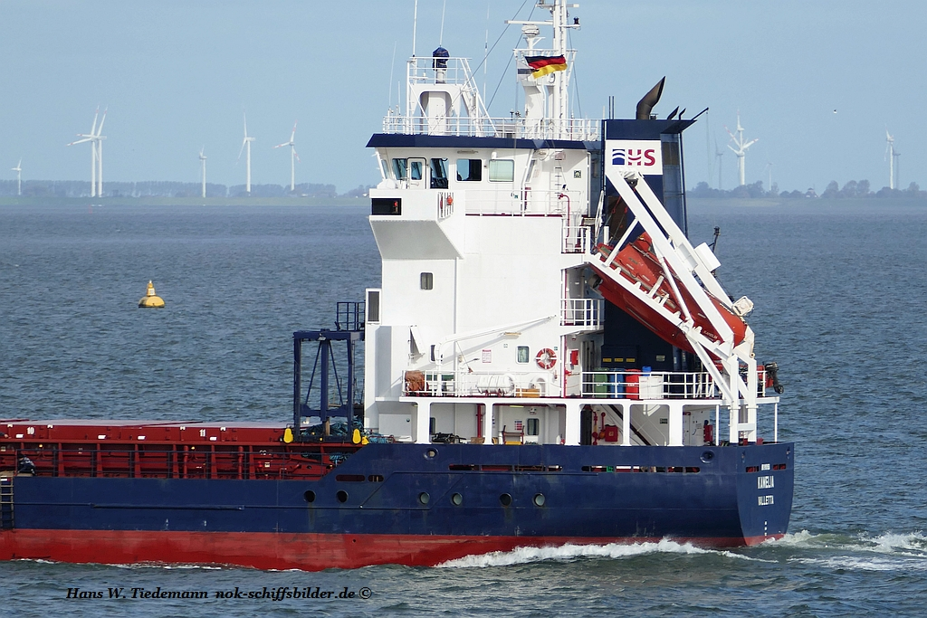 KAMELIA-HANSA SHIPPING