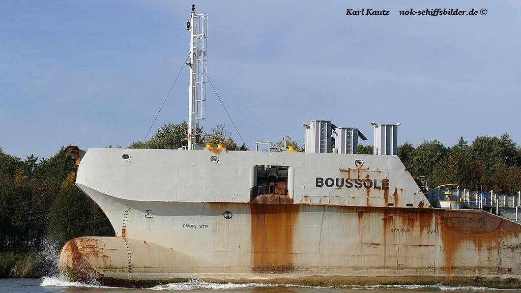 BOUSSOLE - Vorschiff