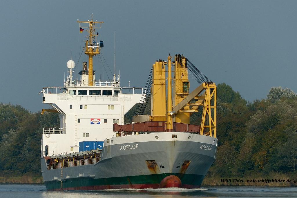 ROELOF  -AMASUS SHIPPING BV