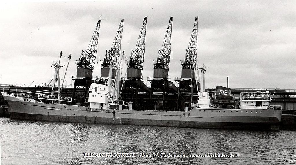 ELISABETH SCHULTE, DCFU, -55, S&B, Emden, 2.285 BRT, - 02,69 HB Übers..jpg