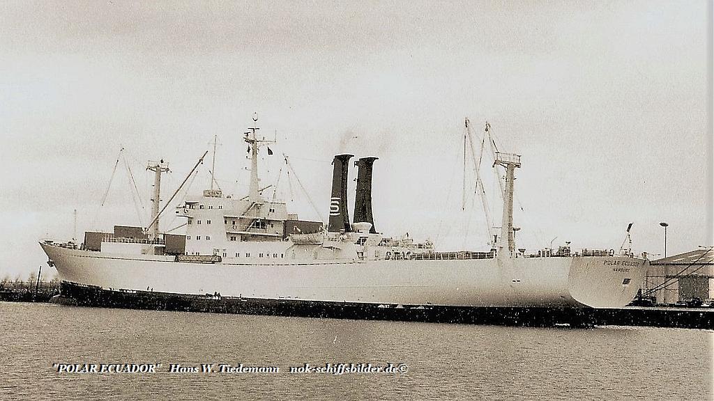 Polar Ecuador, DIES, -67, Bl. _ Voss, Hbg., Reefer - 12-67 Bhv.jpg