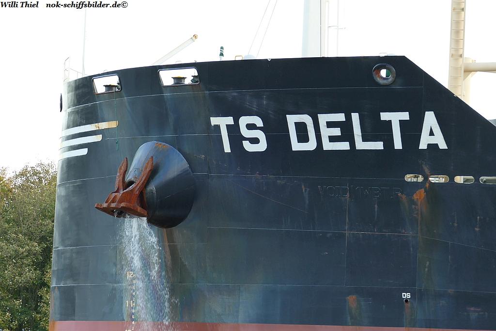 TS DELTA  -Bugbereich