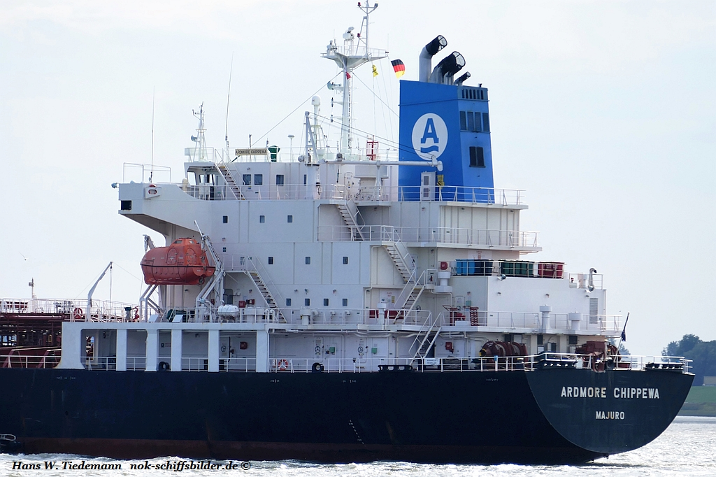 ARDMORE CHIPPEWA  - ARDMORE SHIPPING