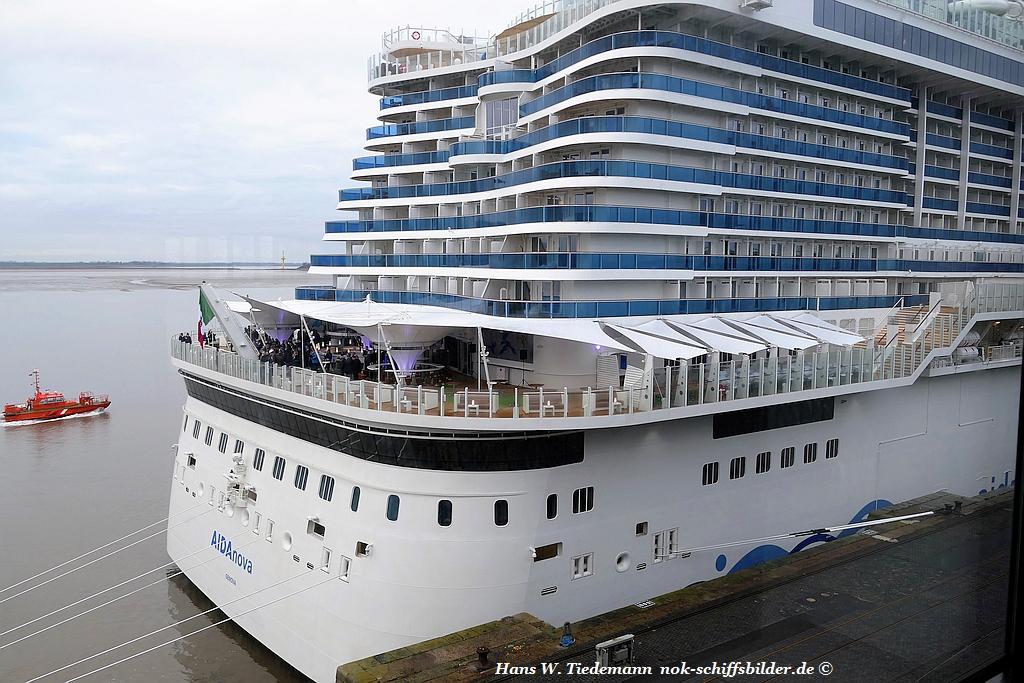 AIDANOVA  -  Achterschiff