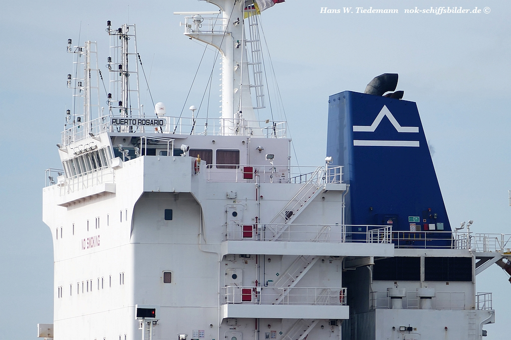 PUERTO ROSARIO- LOMAR SHIPPING