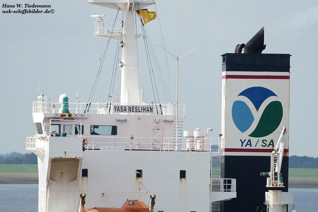 YASA NESLIHAN- Yasa Shipping
