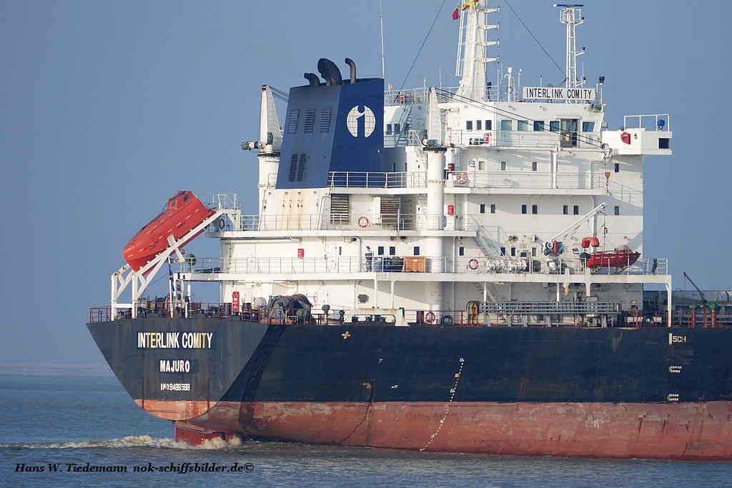 INTERLINK COMITY -Interlink Maritime Corp.