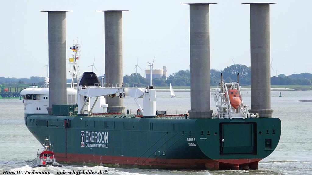 E-SHIP 1