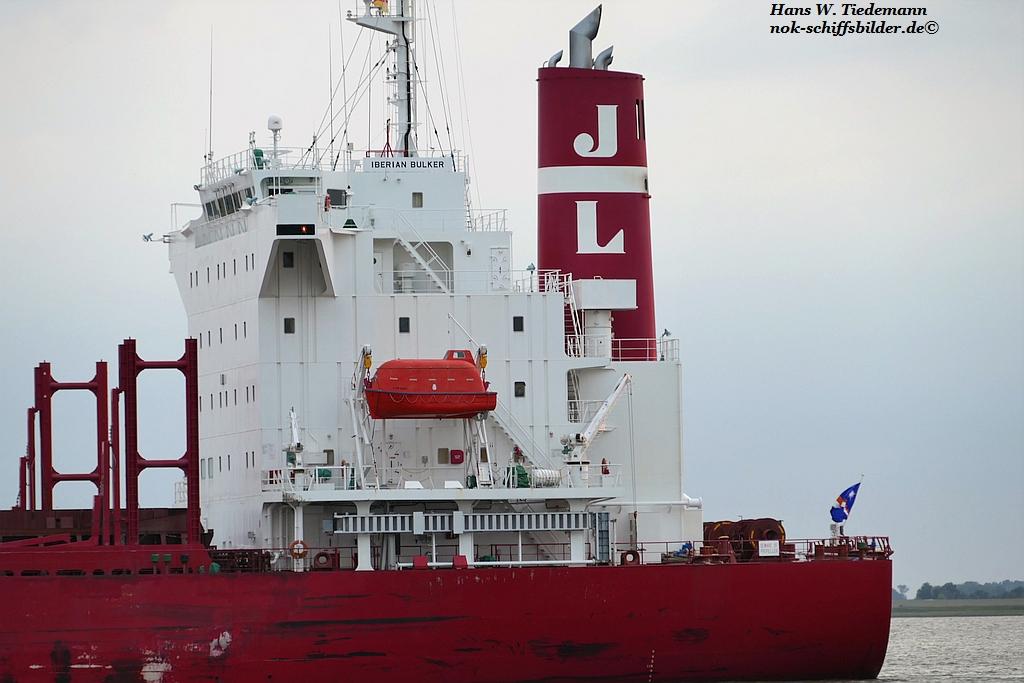 IBERIAN BULKER  - KOBE SHIPMANAGEMENT