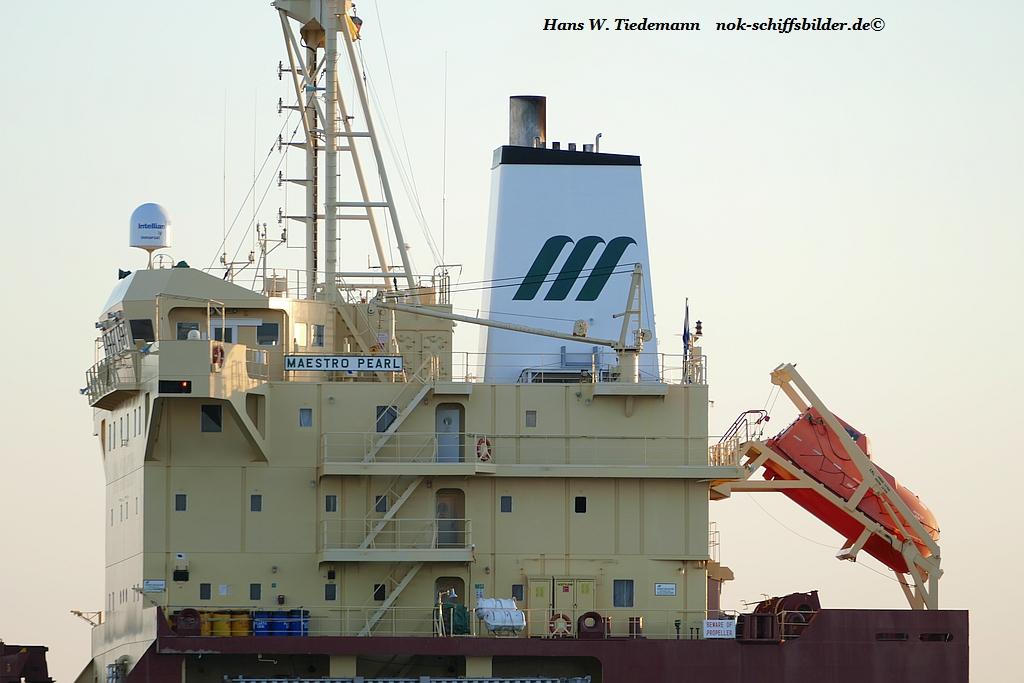 MAESTRO PEARL -MAESTRO SHIPPING