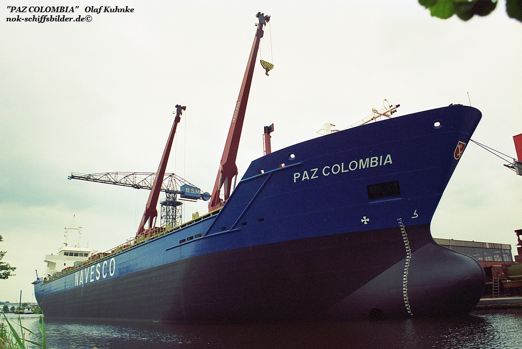 PAZ COLOMBIA