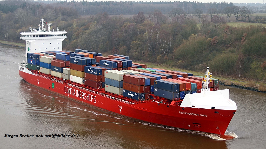 CONTAINERSHIPS NORD
