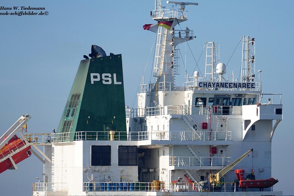 CHAYANEE NAREE -PRECIOUS SHIPPING PCL